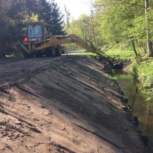 udgravning af sø nordjylland